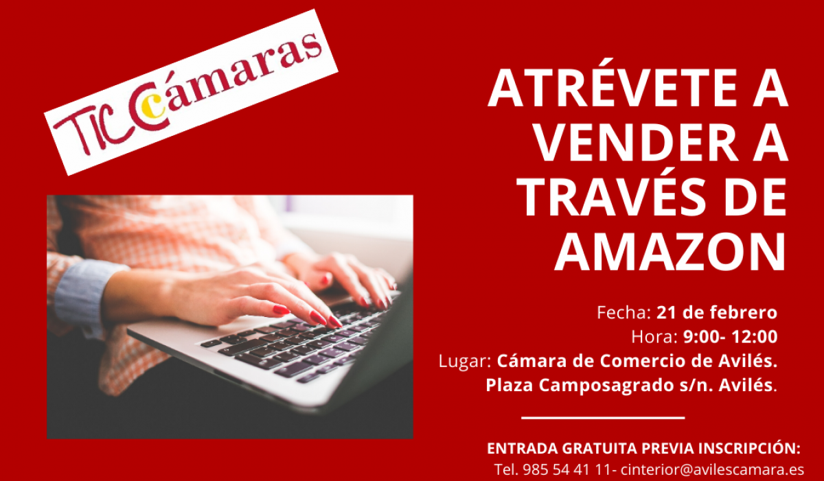 Atrévete a Vender a través de Amazon